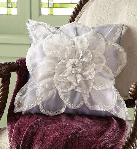 artistic accents decorative pillows 208 best images about frilly pillows lace on pinterest