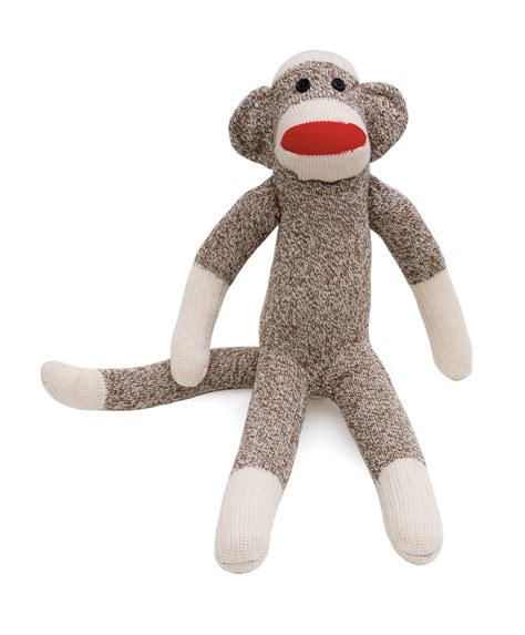 a sock monkey sock monkey mayron s goods