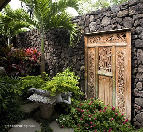 Balinese Gardens Ideas 25 Best Ideas About Balinese Garden On Bali Garden Tropical Garden Design And