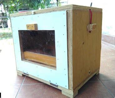 Termometer Untuk Mesin Penetas Telur cara membuat mesin penetas telur sederhana