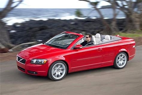 volvo c70 kit volvo c70 2006 2009 used car review review car