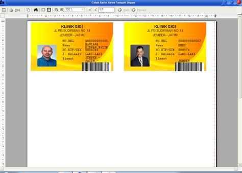 desain kartu nama dokter kartu nama dokter gigi pusat pembuatan souvenir online