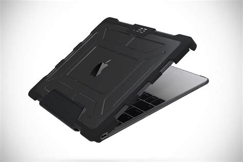 macbook pro rugged this uag macbook will turn your fragile 12 inch macbook into a mil spec ruggedized laptop