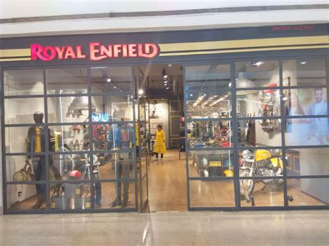 new royal enfield store launched in bangalore gaadikey
