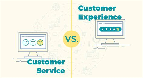 customer service vs customer experience which one does