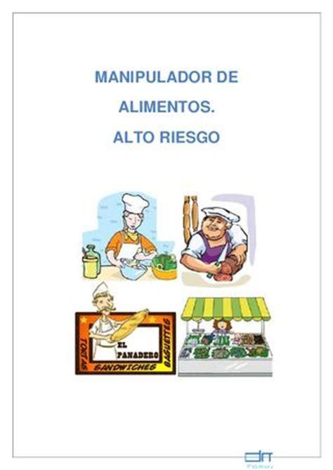 manipulador de alimentos  manuel brey issuu