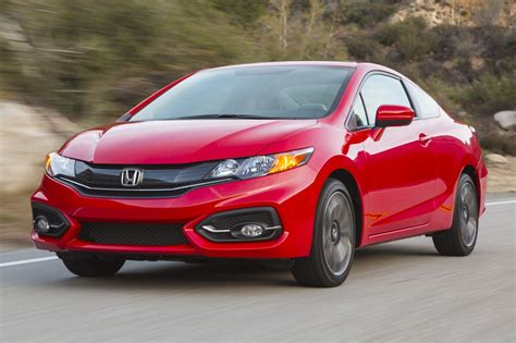 2014 honda civic coupe used 2014 honda civic coupe pricing for sale edmunds
