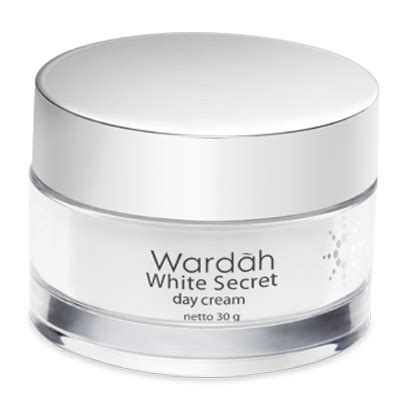 Krim Wardah Secret 3 wardah white secret day jakarta kosmetika