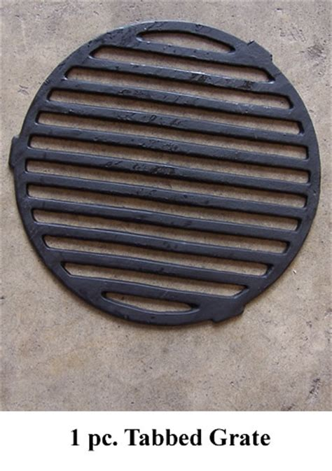 Cast Iron Chiminea Grates by Chiminea Grates