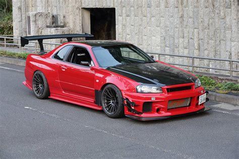 Mitsubishi Gtr For Sale El R34 Gt R De Attkd R34 Reci 233 N Vendido Clubjapo Portal