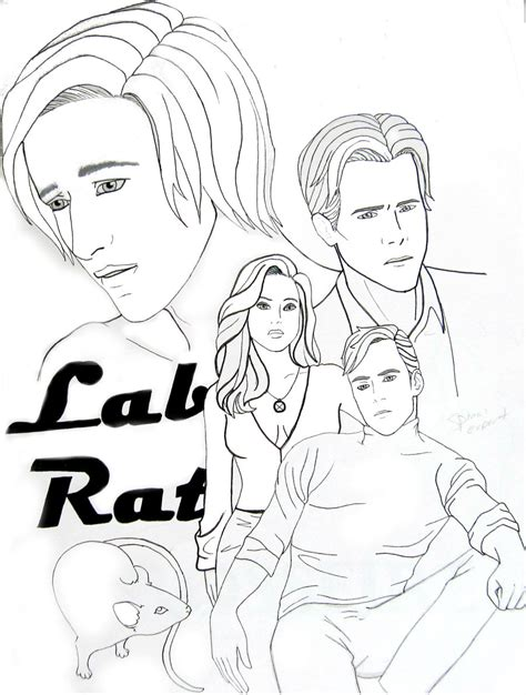 Coloring Pages Lab Rats | lab rats s free coloring pages