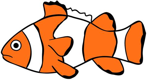 Ikan Nemo images ikan kartun clipart best