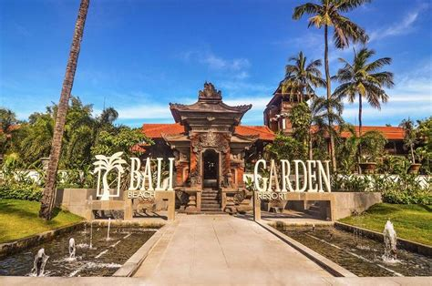 Bali Garden Resort by Bali Garden Resort In Kuta Tuban Bali Special