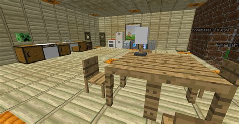 craftastical share a craft my kitchen table current share your minecraft pictures here