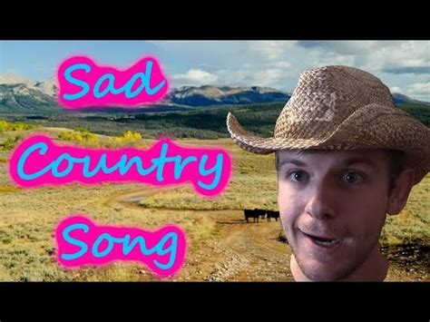 sad country song by kolbe white youtube
