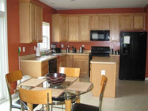 paint colors for kitchens with oak cabinets best kitchen paint colors with oak cabinets my kitchen