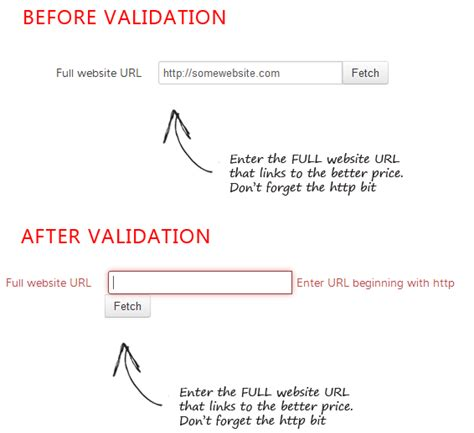 jquery validation pattern attribute jquery validation on input append twitter bootstrap