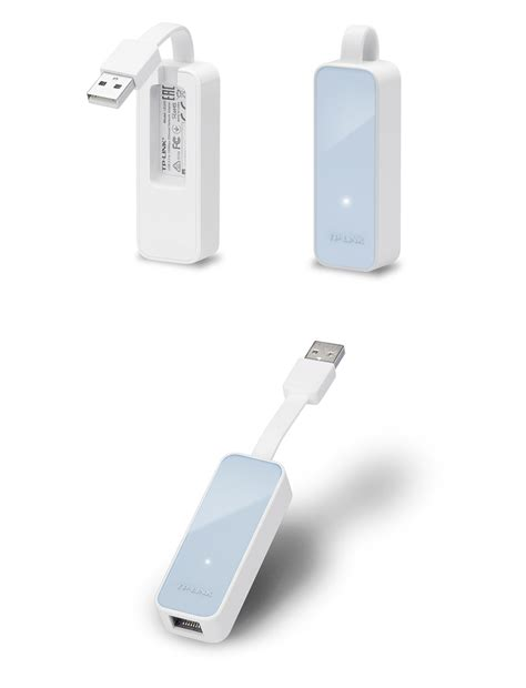 Tp Link Usb 2 0 To Ethernet Network Adapter 100mbps Ue200 White Putih tp link ue200 usb 2 0 to ethernet network adapter tl ue200 pc gear