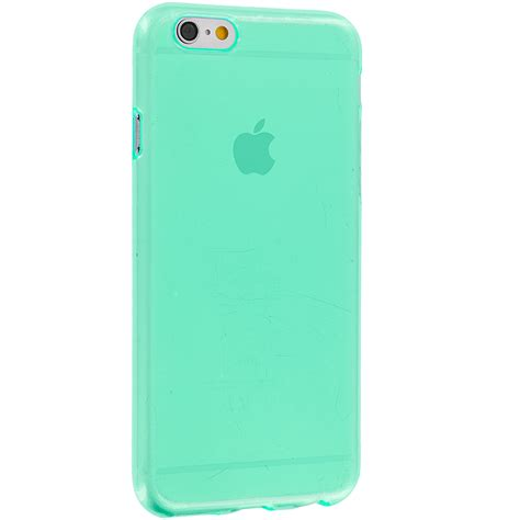 Colour Transparant For Iphone 6 6s for apple iphone 6s 4 7 tpu rubber skin cover