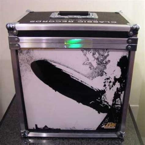 Limited Edition Sunpro Jumbo Led 15w led zeppelin 45rpm box set us vinyl lp album lp record 358028