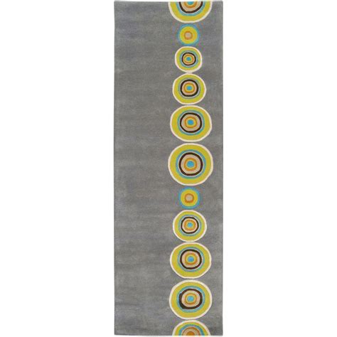 artistic weavers agatha medium gray 2 ft 6 in x 8 ft