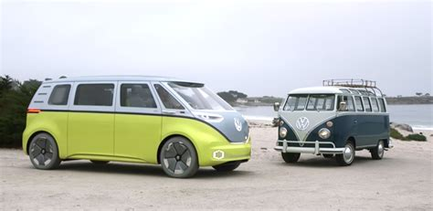 volkswagen electric bus vw announces electric microbus for 2022 business insider