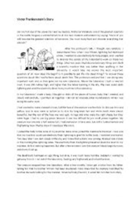 Reading Comprehension Worksheets For Advanced Esl Students reading lessons for advanced esl students