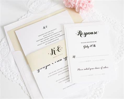 Whimsical Wedding Invitations