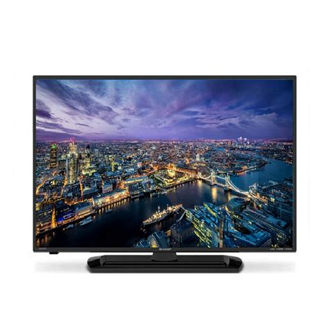 Tv Led Sharp Kecil harga jual sharp lc 32le265i led tv 32 inch hitam sejuk elektronik