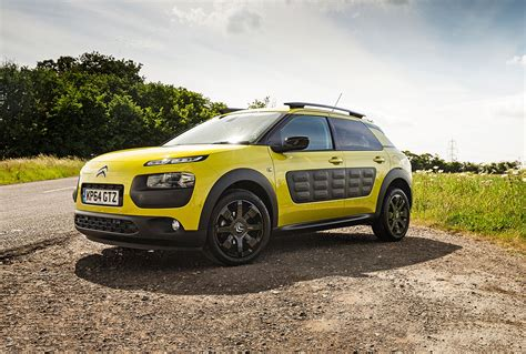 Citroen C4 Cactus 1.6 Blue HDI 100 (2016) long term test