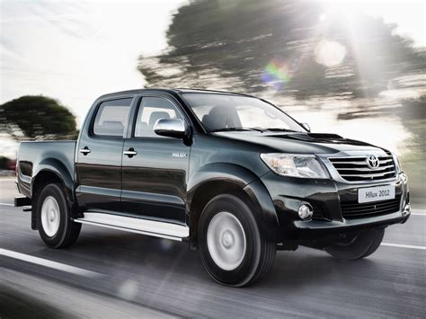 Is A Toyota Hilux A Commercial Vehicle Toyota Hilux 2011 Toyota Hilux 2011 Photo 03 Car In
