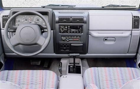 wrangler interni jeep wrangler la storia auto story panoramauto