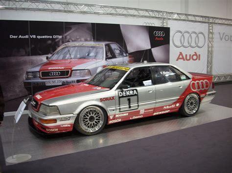 V8 Audi by Audi V8 Quattro Dtm