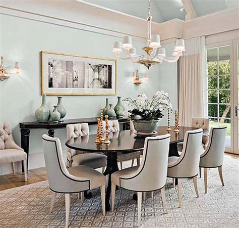 Gorgeous Dining Rooms Rhode Island Home Home Bunch Interior Design Ideas