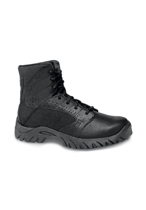 oakley assault boots oakley lf si assualt 6 inch assault boot black 11120001