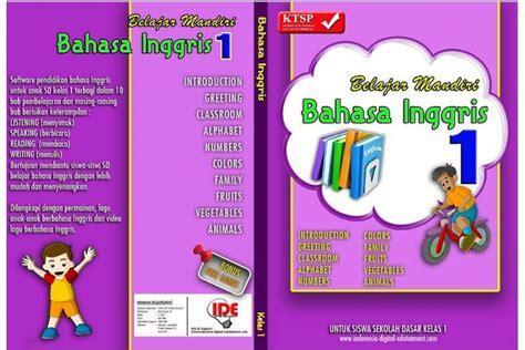 biodata dalam bahasa inggris untuk anak sd cd pelajaran bahasa inggris sd kelas 1