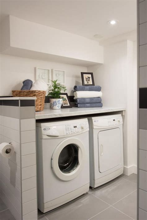 laundry in bathroom ideas 25 best ideas about laundry room bathroom on pinterest