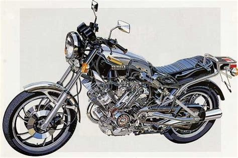 Yamaha Motorrad Historie by Historie Motorradtests 30 Jahre Yamaha Tr 1 Motorrad