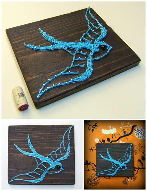 lomond tattoo paper string art pattern vintage swallow tattoo 8 5 quot x 13