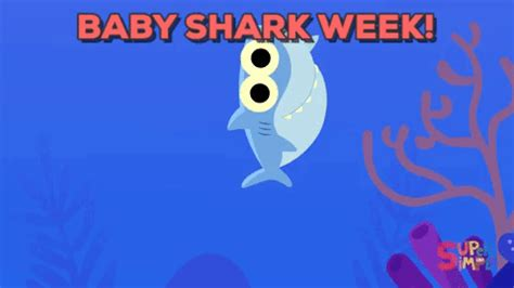 baby shark super simple songs shark gif by super simple find share on giphy