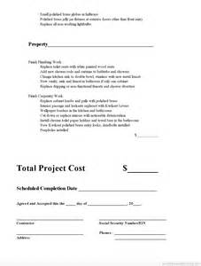 Subcontractor Contract Sle by Subcontractor Agreement0004 187 Printable Real Estate Forms
