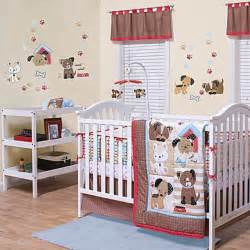 Puppy Crib Bedding Sets 14 Items For Your Themed Baby Nursery Barkpost
