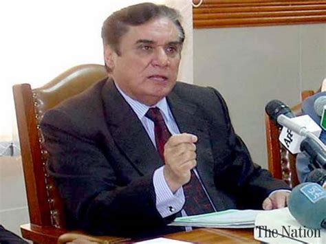 justice javed iqbal justice r javed iqbal takes charge as nab chairman