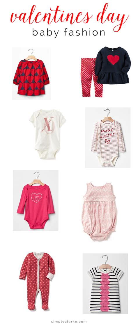 baby valentines day s day baby fashion simply clarke