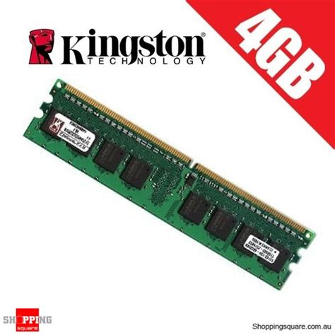 Ram Kingston 4gb kingston 4gb kvr16n11s8 4g ram shopping