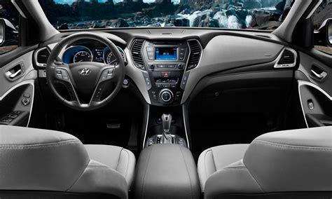 Hyundai Santa Interior by Nuevas Hyundai Santa Fe Y Grand Santa Fe A La Venta En
