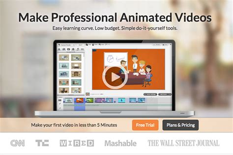 Goanimate Reviews Pricing And Alternatives Crozdesk Free Goanimate Alternatives