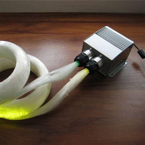 Kit Eclairage Fibre Optique by Pack 600 Fibres Optiques Led Rvb Kit Fibre Optique