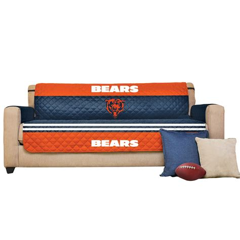 Nfl Futon Covers by Nfl Team Logo Furniture Cover By Collections Etc
