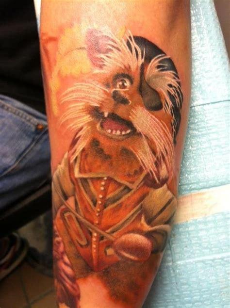 labyrinth tattoo designs sir didymus lost sculpture and tvs